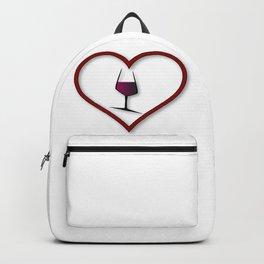 Love Wine Backpack