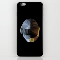 Daft Punk Polygon iPhone & iPod Skin