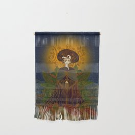 Mother Earth Wall Hanging