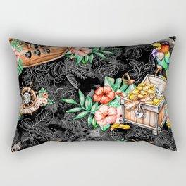 Pirate #5 Rectangular Pillow