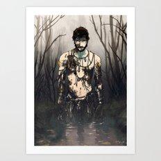 The Wild 01 Art Print