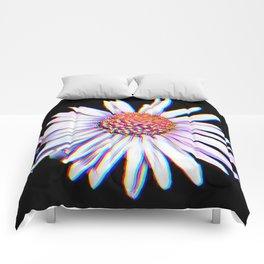 Daisy glitch Comforters