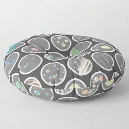 Petri Dish Floor Pillow