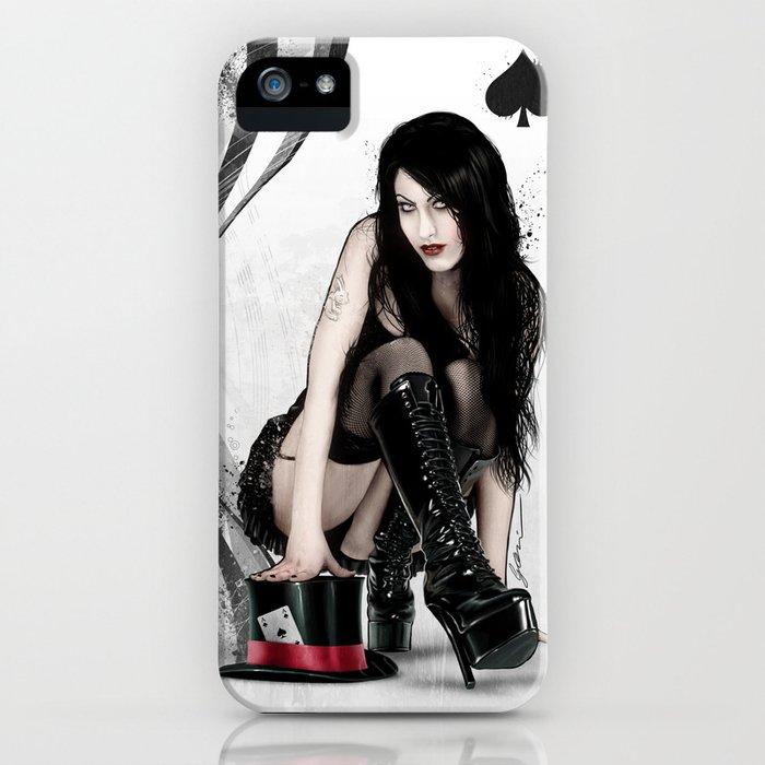 Ms Magic iPhone Case
