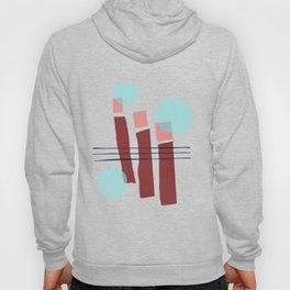 Modern Abstract 2 Hoody