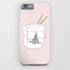 NICE TAKEOUT Slim Case iPhone 6s