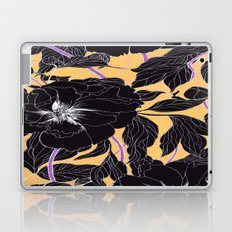Yellow Peonies Laptop & iPad Skin