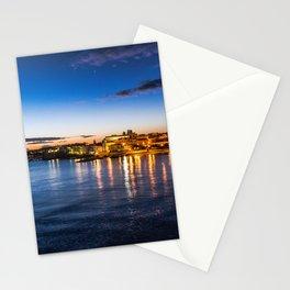Sunrise landscape long exposure Otranto Stationery Cards