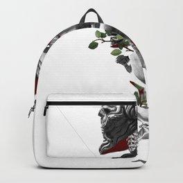 Greek Head Backpack