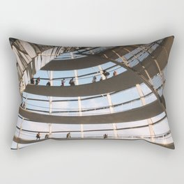Reichstag Rectangular Pillow