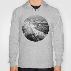 Winter Mountain Range Hoody