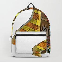 Horus Her Heru Hor Har Ancient Egyptian kingship Backpack