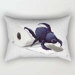 Shit Happens! Rectangular Pillow