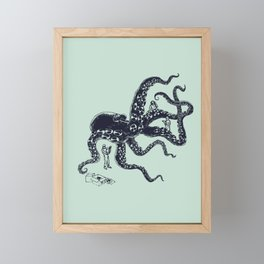 Experimental Music Framed Mini Art Print