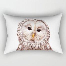 Baby Owl Rectangular Pillow