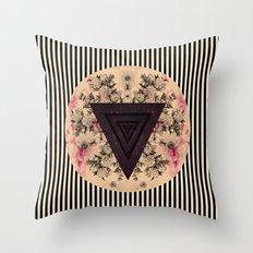 C.W. iii i Throw Pillow