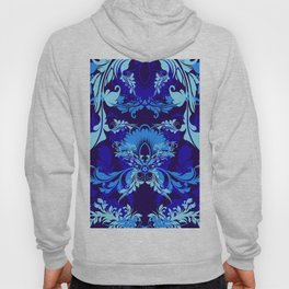 floral ornaments pattern cpt Hoody