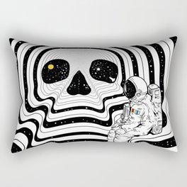 Blackout (Departure) Rectangular Pillow