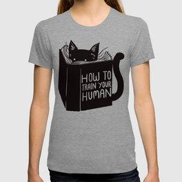 Cat Reader Advice T-shirt