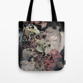 Skeleton Bird  Tote Bag