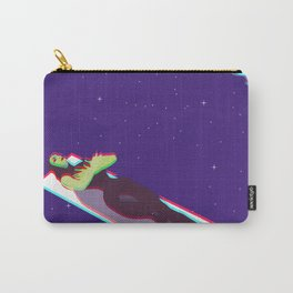 """""""End of Summer"""" Vampira Poolside Carry-All Pouch"""