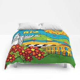 Rio de Janeiro 2015 Comforters