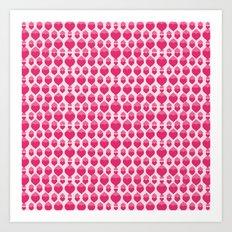 C13D HEARTSTRINGS Art Print