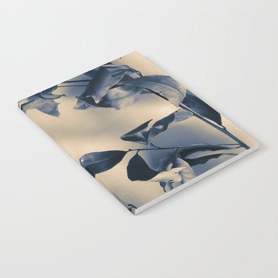 Bay leaves Notebook