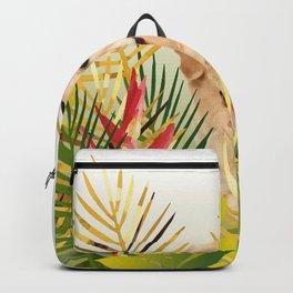 Golden Retriever Dog Garden Backpack