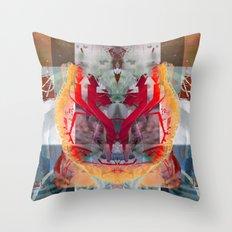 Chalice 3000 Throw Pillow