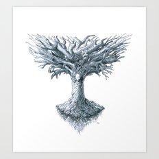 The Tree of Many Things Art Print