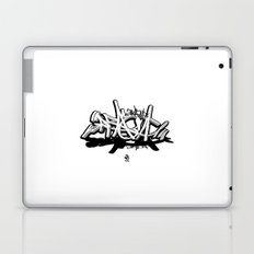 3D graffiti - PRAGA Laptop & iPad Skin
