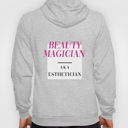 Cosmetician T-Shirt Esthetician Cosmetology Apparel Hoody