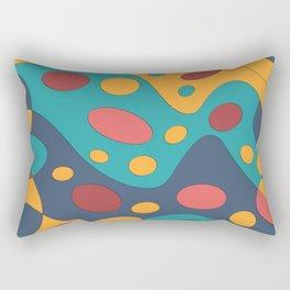 Clown game Rectangular Pillow