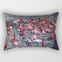 Flamingo 2 Rectangular Pillow