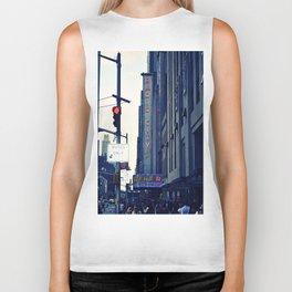 Radio City Biker Tank