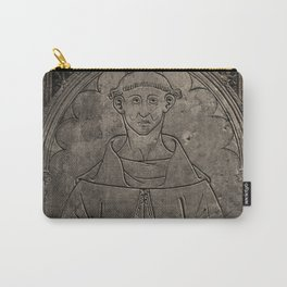 Monk mural Carry-All Pouch