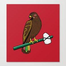 Blackhawk II Canvas Print