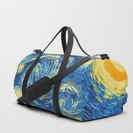"Vincent van Gogh ""The Starry Night"" Duffle Bag"