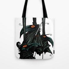 Murder of Crows Tote Bag