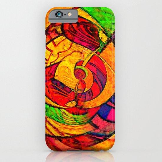 Tropical Farm 3 iPhone & iPod Case
