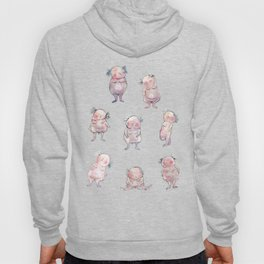Little Males Hoody