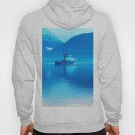 Ship on loch Hoody