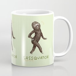 Sassquatch Coffee Mug