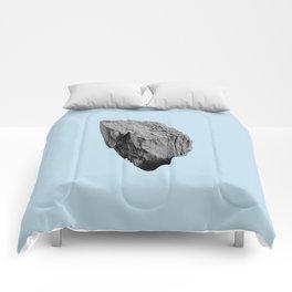 Blue Boulder Comforters