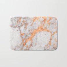 Copper Marble Bath Mat
