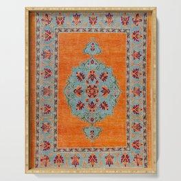 Persian Carpet Serving Tray