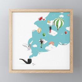 Pipe Dream Framed Mini Art Print