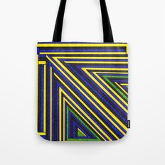 Structure 3 Tote Bag