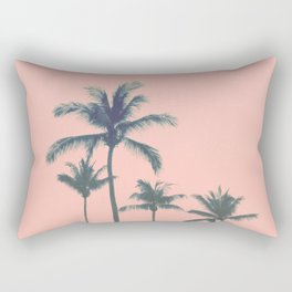 Cotton Candy Summer Rectangular Pillow